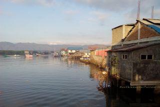 In traghetto da Sape a Labuan Bajo