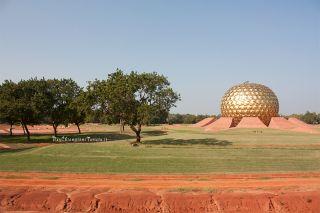 Auroville la città dell'aurora