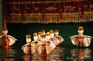 Hanoi e il Teatro delle Marionette sull'Acqua