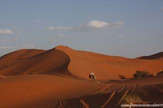 Nel deserto del Marocco con bambini
